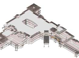 structural-bim-for-retail-building